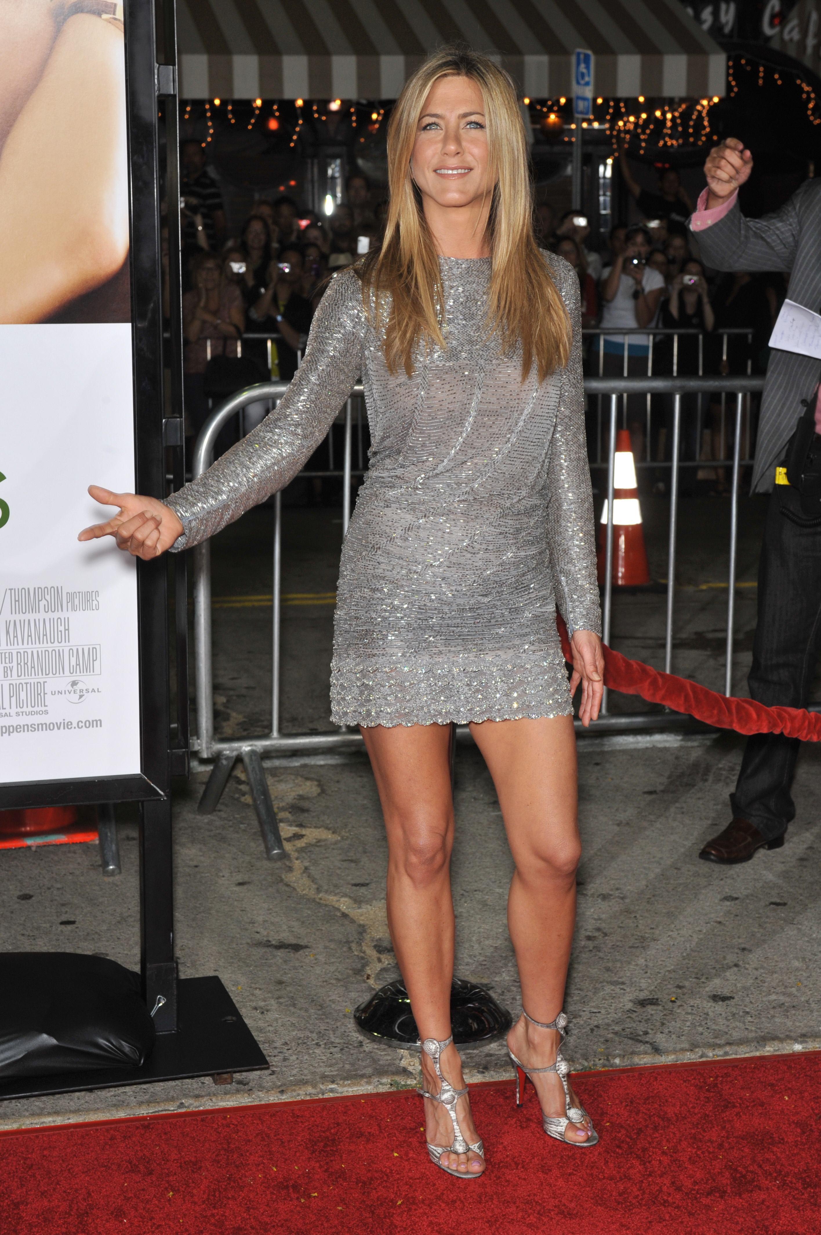 Jennifer anniston fetichismo de pies