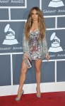 Jennifer Lopez-53rd Annual Grammy Awards, Los Angeles, 02/13/2011