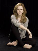 EMMA WATSON beim Promoshoot für Harry Potter
