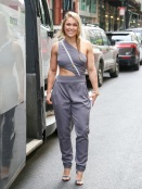 INF - Ronda Rousey Spotted In NYC